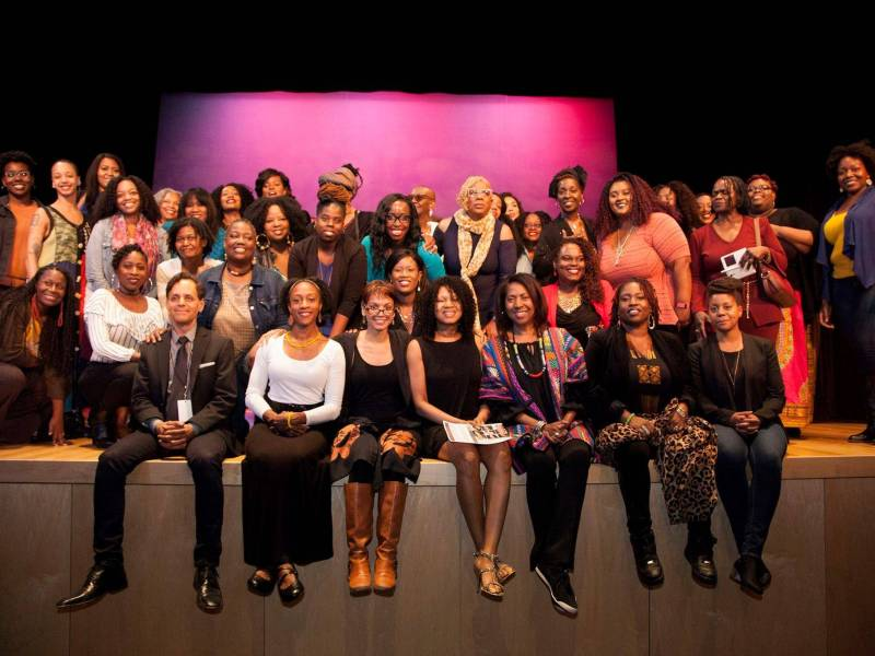 The annual 50in50 series selects 50 Black women and girls from all walks of life to share their stories in form of a letter.