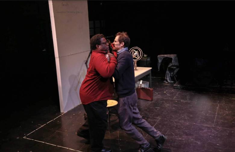 The Fort Greene ensemble presents a modern adaption of Brecht's classic, tackling themes of raw power and the clash of science and myth