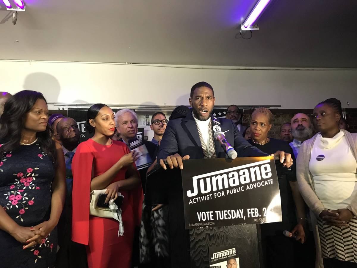 The Flatbush councilman won the seat left vacant by Attorney General Letitia James, which he may have to defend again later this year