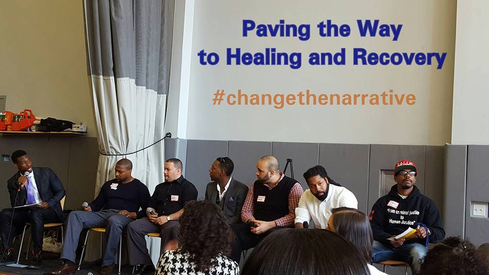 The annual conference hosted by Neighbors in Actions convenes victims,service providers and community members to discuss trauma and healing for young men of color.