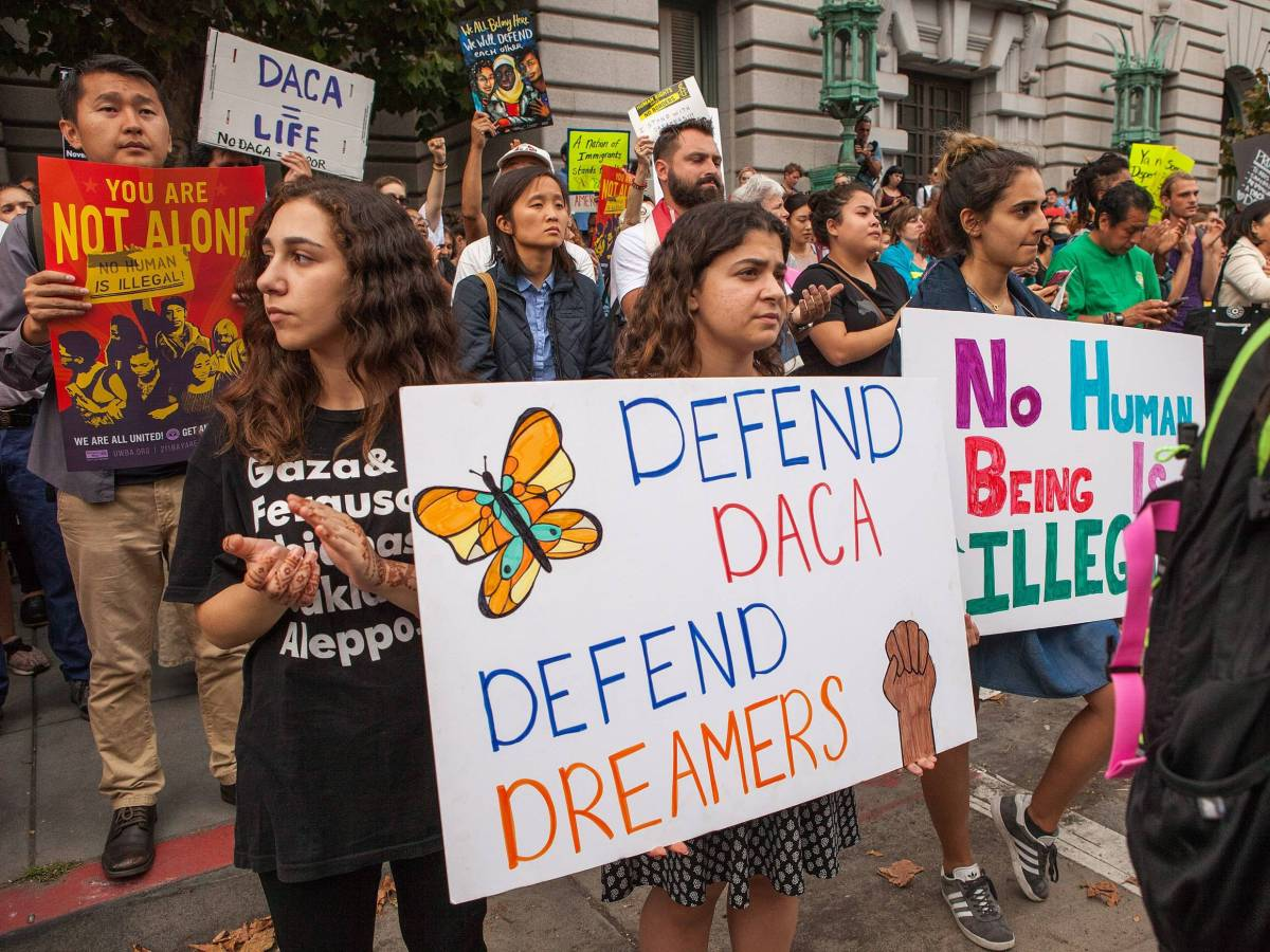 The Dream and Promise Act is the House Dems latest push to protect Dreamers and immigrants who fled natural disasters and violent conflicts