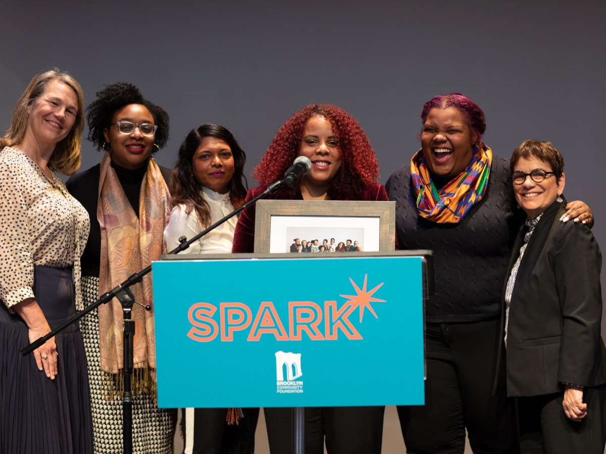 This year's honorees included included Bed-Stuy's Campaign Against Hunger, Cypress Hills Child Care Corporation, Girls for Gender Equity, Red Hook Community Justice Center and VOCAL-NY