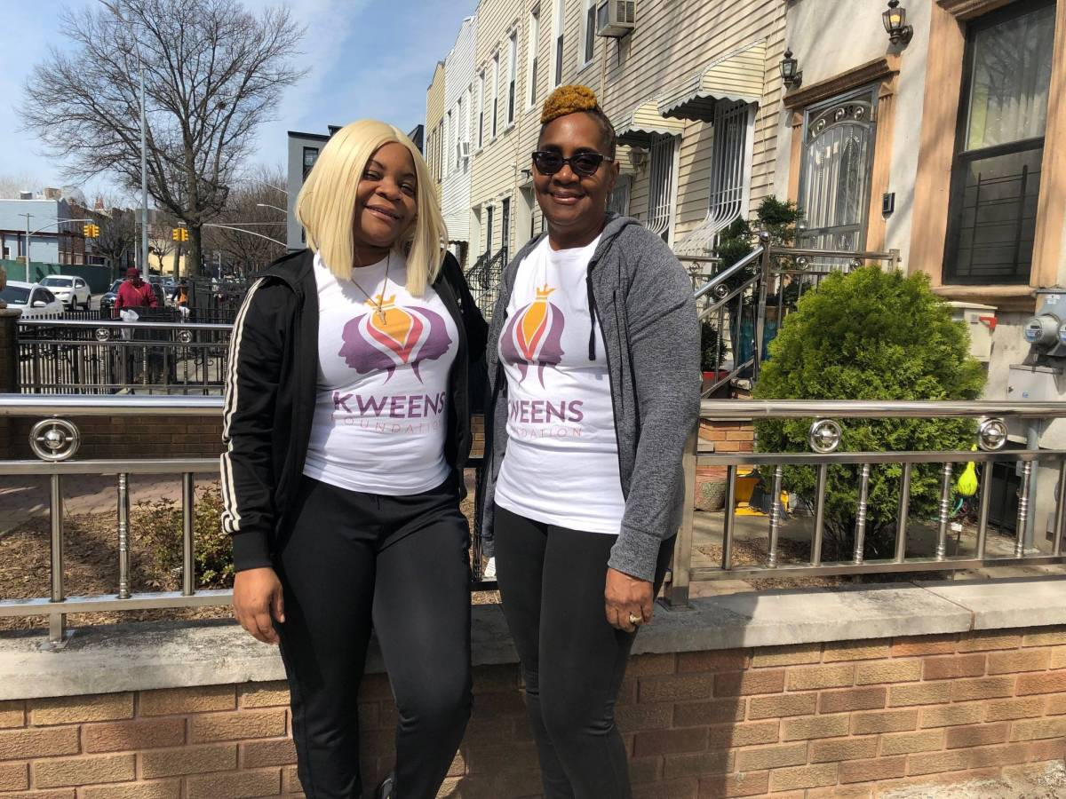 Kweens Foundation, Young M.A, Latasha Blackmon, street violence, support group, Crown Heights