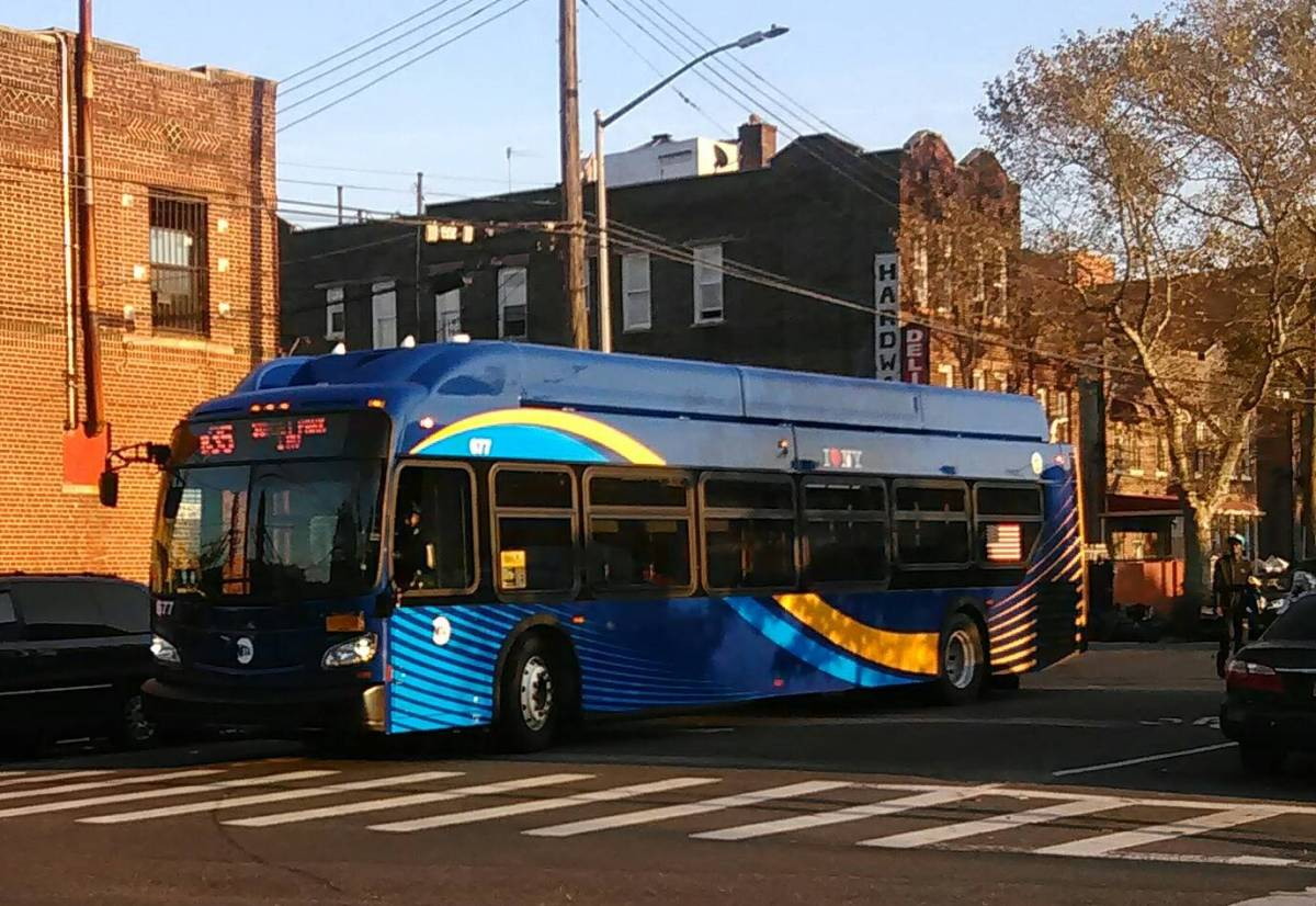 The congested, accident-prone Flatbush corridor is a top 2019 priority for the DOT's Better Buses Action Plan