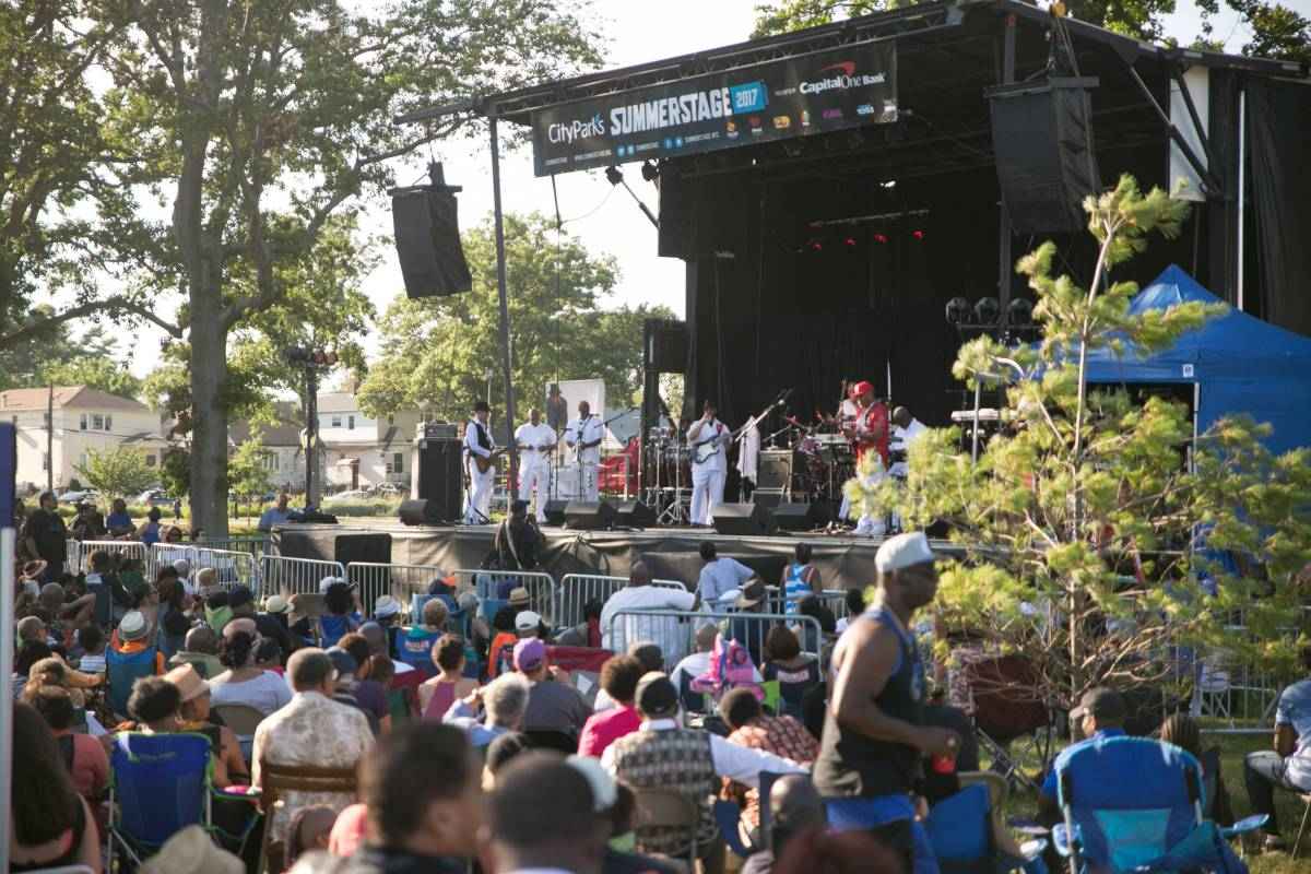 Among this year's SummerStage highlights are Ron K. Brown's Evidence, Young M.A and Duck Down Records annual BBQ