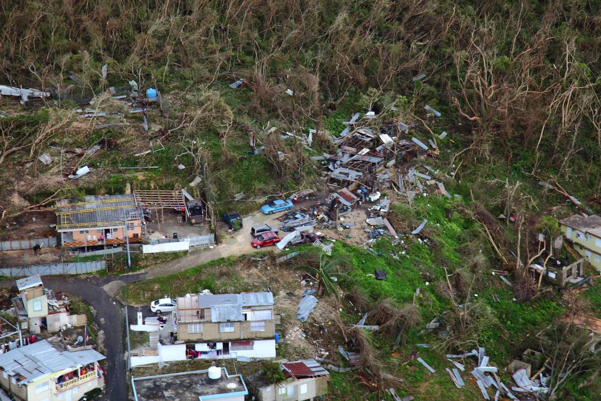 The benefit event will raise funds for medical supplies, storm readiness kits and volunteers to help rebuild Puerto Rico which is still ravaged by Hurricane Maria