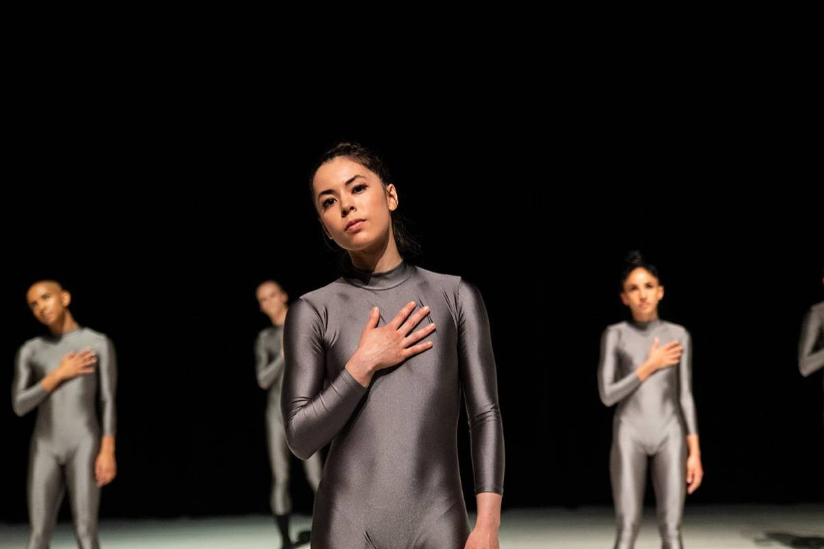 Sidra Bell Dance New York Company returns to Brooklyn for the world premiere of PRELUDE | IDENTITY, a mixed-media dance performance.