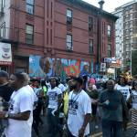 Hundreds came out to demonstrate that the Brownsville shooting on Saturday cannot be normalized or reduced to just another shooting.