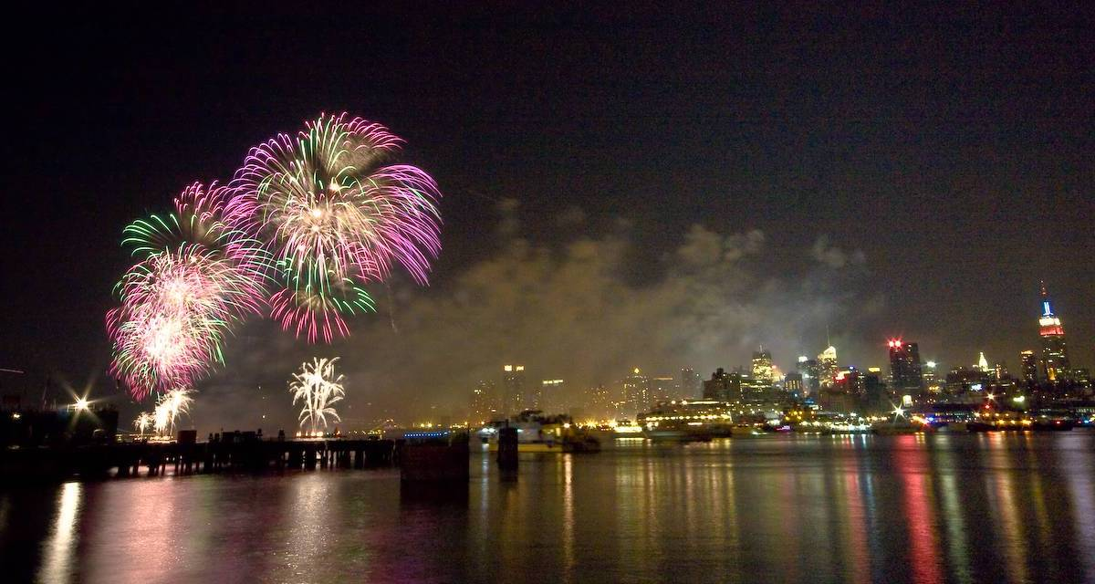 Macy's 43rd July 4th Fireworks Show will make a magical return to our beloved Brooklyn Bridge to present a dazzling display of light, sound, shape and colo