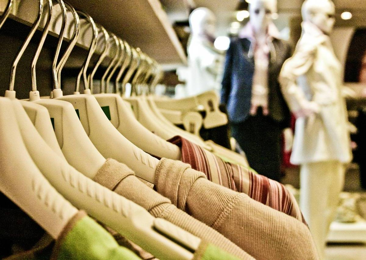Changing your fashion habits could have more of an impact than changing your eating or travel habits.