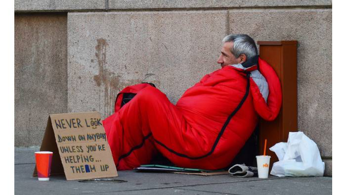 Challenges I face in my encounters with the homeless on the streets of New York