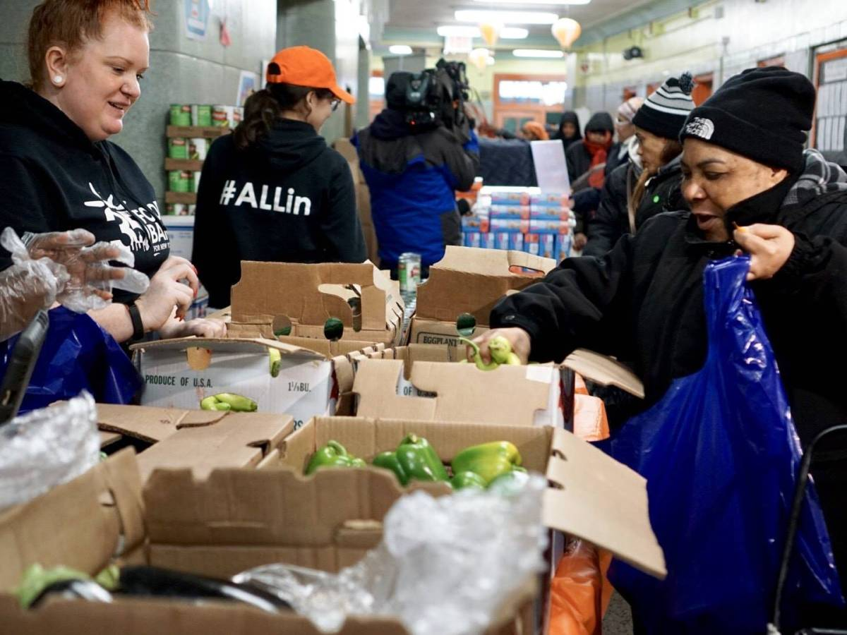 """The Trump Administration's newly released """"public charge"""" rule will scare Brooklynites away from accessing vital programs that help feed their families."""