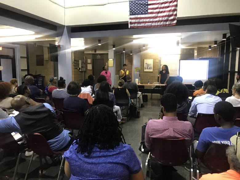 Brownsville Plan Community Review