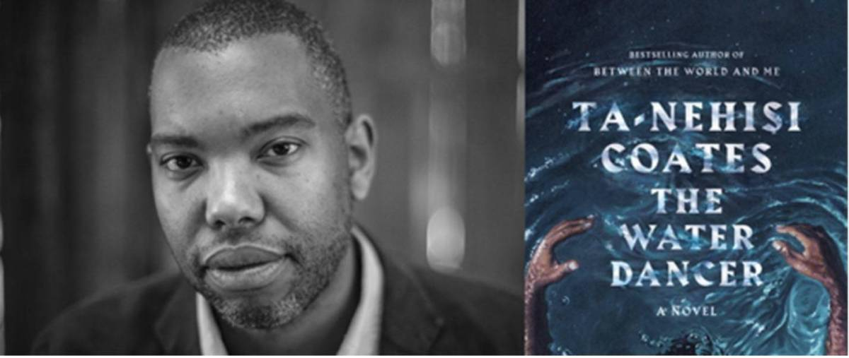 Ta-Nehisi Coates, Kings Theatre, The Water Dancer, in conversation