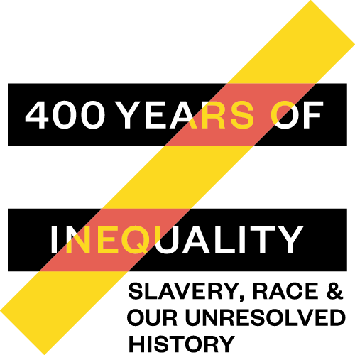 Brooklyn Historical Society, 400 Years of Inequality, Marcia Ely, Alex Tronolone, white supremacy, slavery, discussions on race, reparations