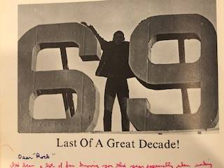 50th year reunion, high school reunion, age is a number, Michael Milton, The Art of Seeing