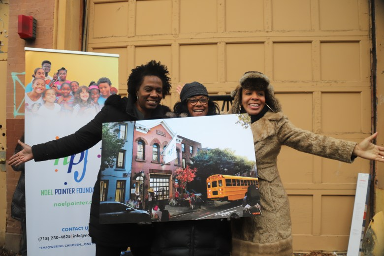 Degraw Firehouse, new location, Noel Pointer Foundation, $6.5 million, Department of Cultural Affairs, Chinita Pointer, NPF