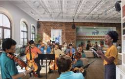 Noel Pointer Foundation, Degraw Firehouse, expansion, new location, Chinita Pointer