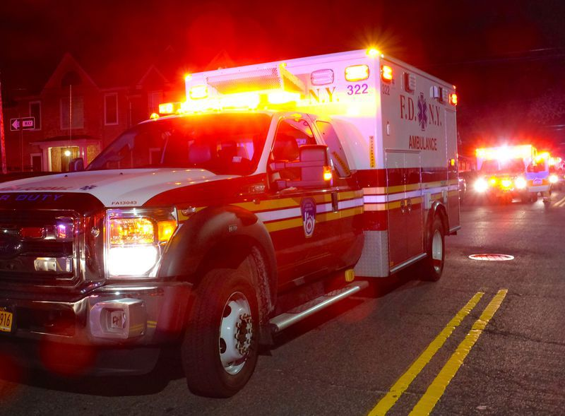 Private sanitation truck fatally strikes woman in Brooklyn, keeps going