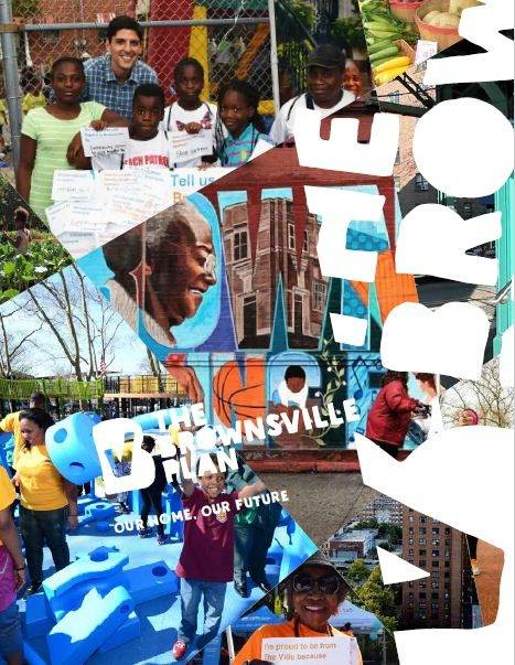 Brownsville Plan, Semi- Annual Report, mid-year update, affordable housing