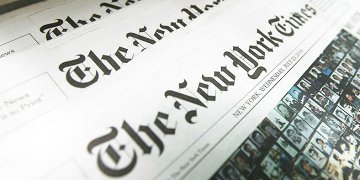 """New York Times Focuses on """"Gentrification"""" as Cause of Antisemitic Attacks"""