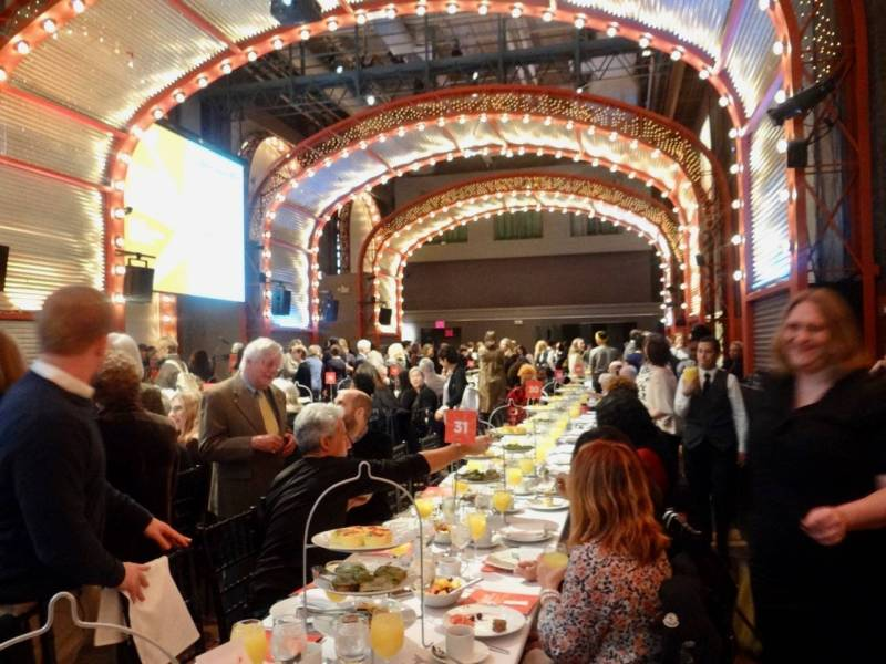 Brownsville Community Justice Center,Children of Promise,The Noel Pointer Foundation, theNorth Brooklyn CoalitionandSadie Nash Leadership Project., Spark Prize Breakfast, ALLINBKLYN, Cecilia Clarke, 2020, philanthropy, charitable giving in Brooklyn