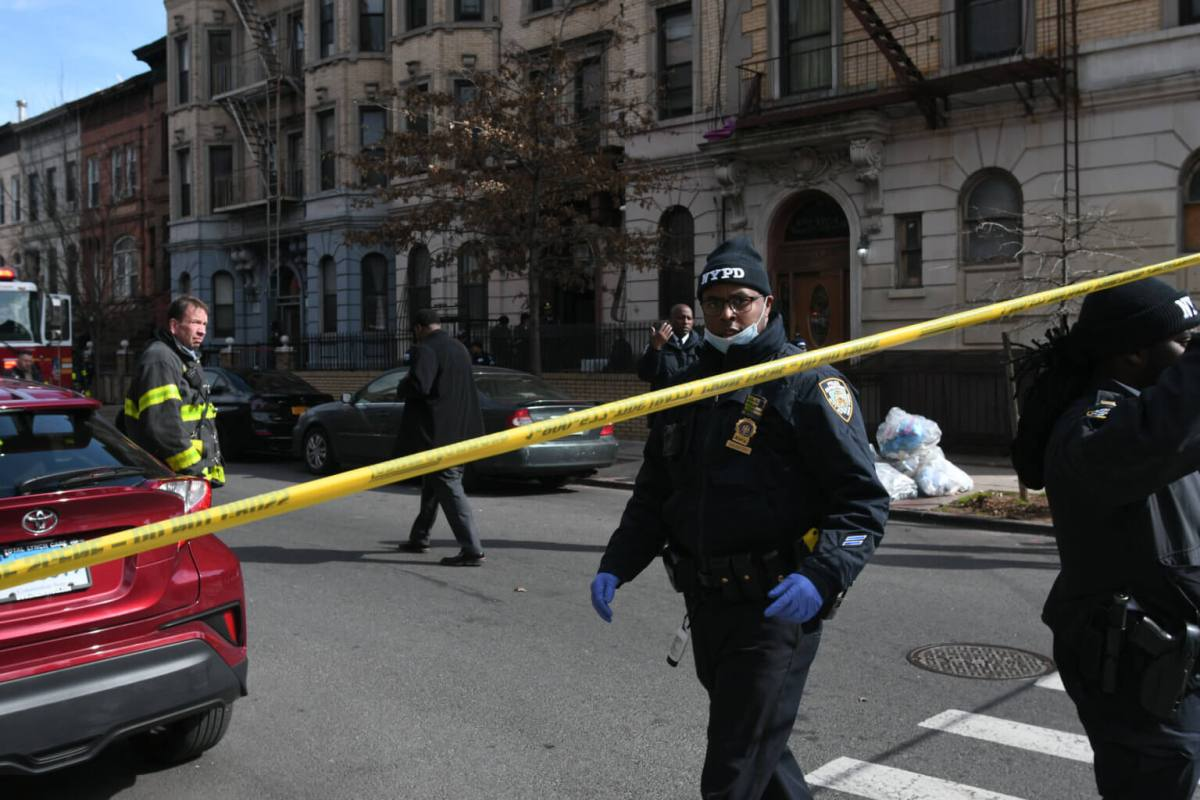 Bedford-Stuyvesant man charged with murder following fatal building fire