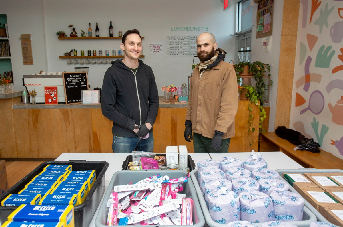 Hero of the Day: Brooklyn eatery turns into soup kitchen for laid off workers