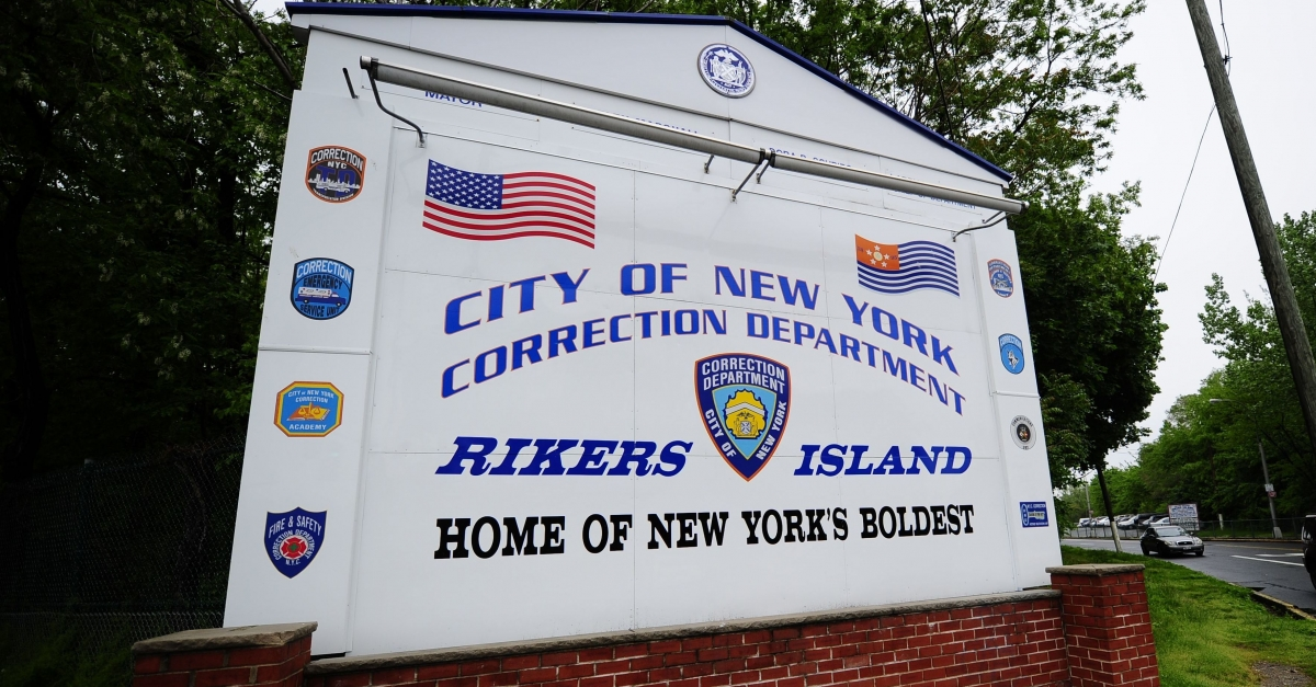 'You Just Get Written Off': One Inmate On Life On Rikers During The Pandemic