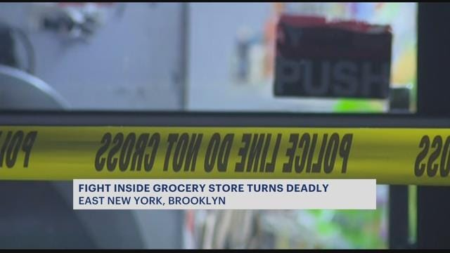 Police: 25-year-old fatally shot after fight inside East New York deli
