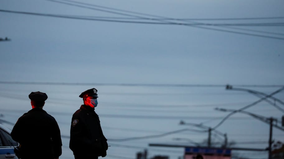 Brooklyn Cops Arrested 40 People for Breaking Social-Distance Rules—35 Were Black