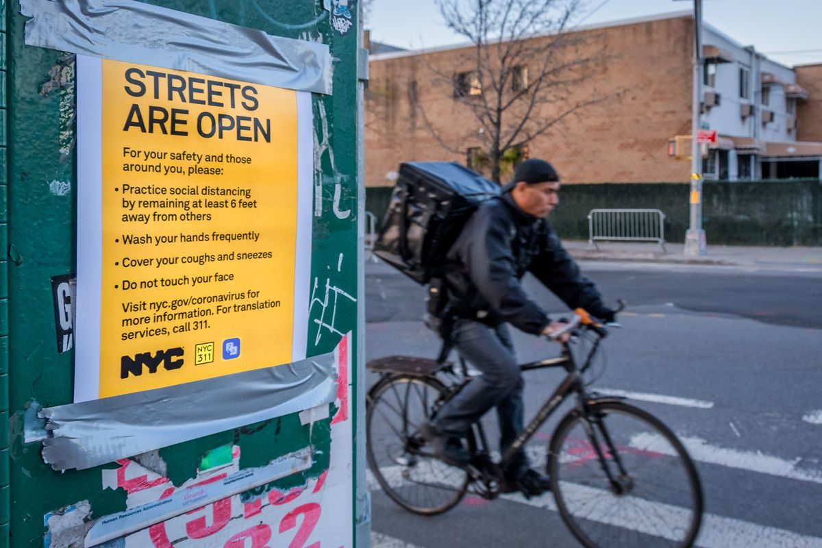 NYC is opening 12 more miles of open streets—from Fort Greene to Flushing