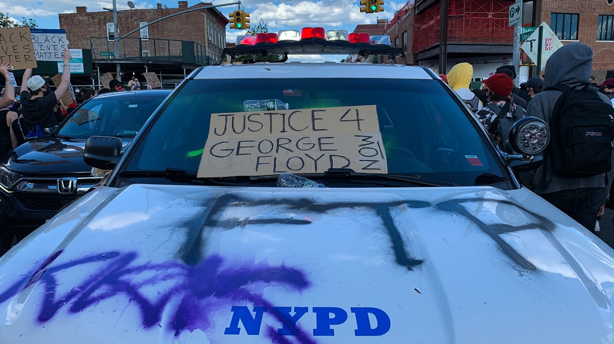 Protesters Facing Felony Charges in New York Could Wait Days in Rikers Before Their Hearings