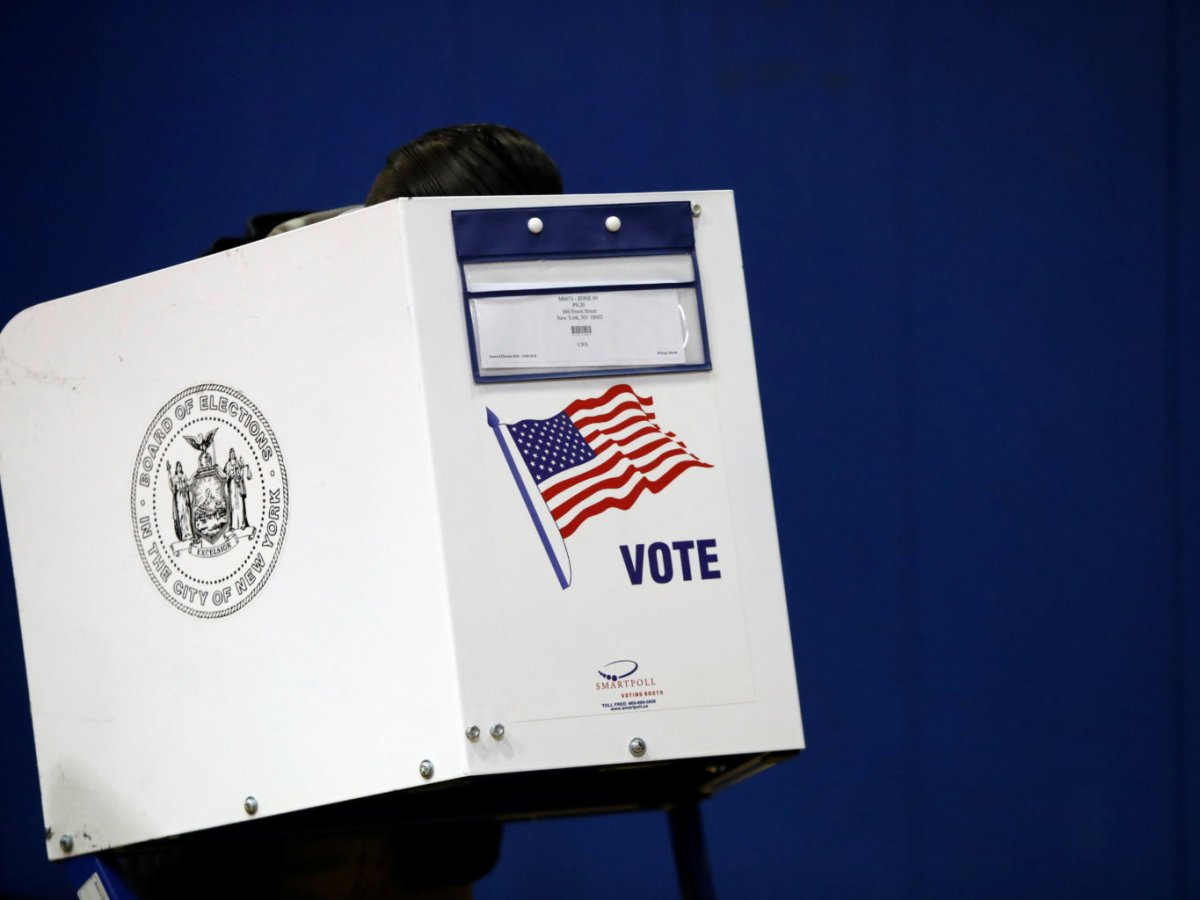 Live updates: Voters report irregularities at poll sites throughout Brooklyn