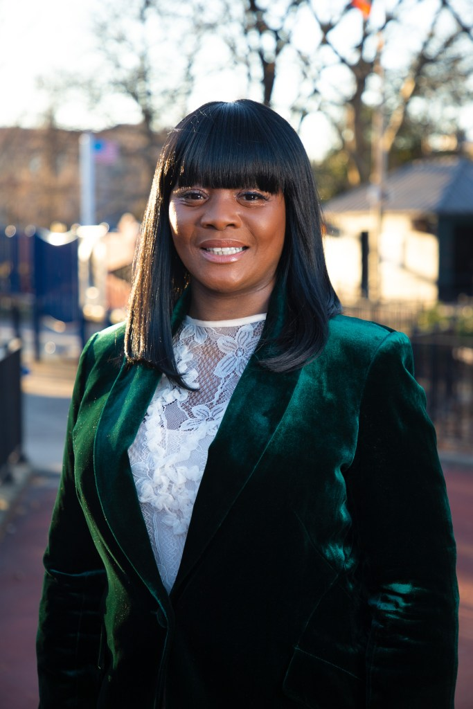 Regina Edwards, candidate for NYC Council District 36