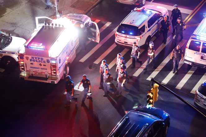 Authorities reportedly probing possible terror link in NYPD officer attack