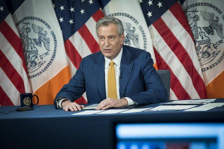 Brownsville, East New York, Brooklyn, COVID-19, Mayor Bill de Blasio, internet access, First Lady Chirlane McCray, low income communities, communites of color, people of color, NYPD, NYPD budget