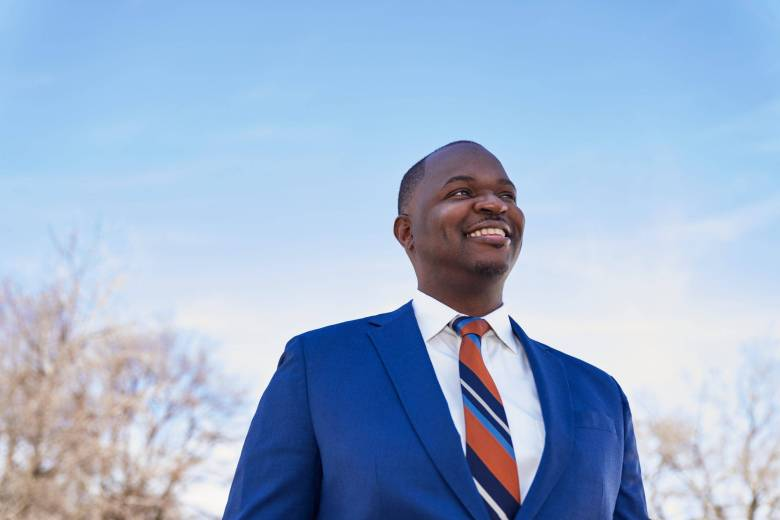 Josue Pierre candidate 40th City Council District