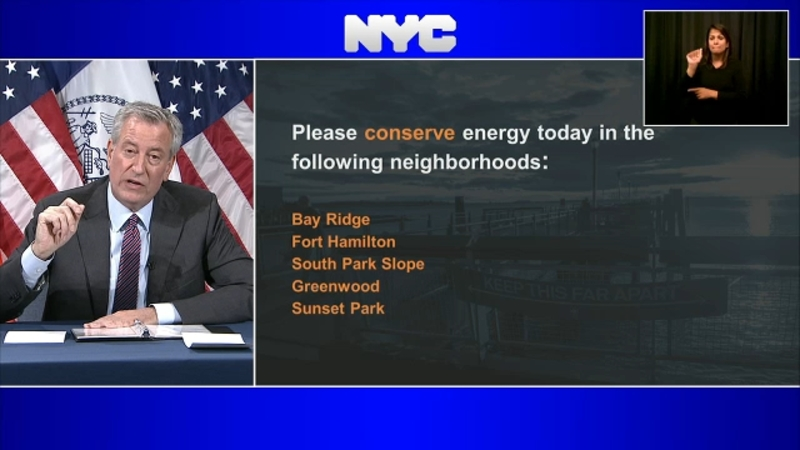 'Conserve power please,' Con Ed asks 96,000 in southern Brooklyn