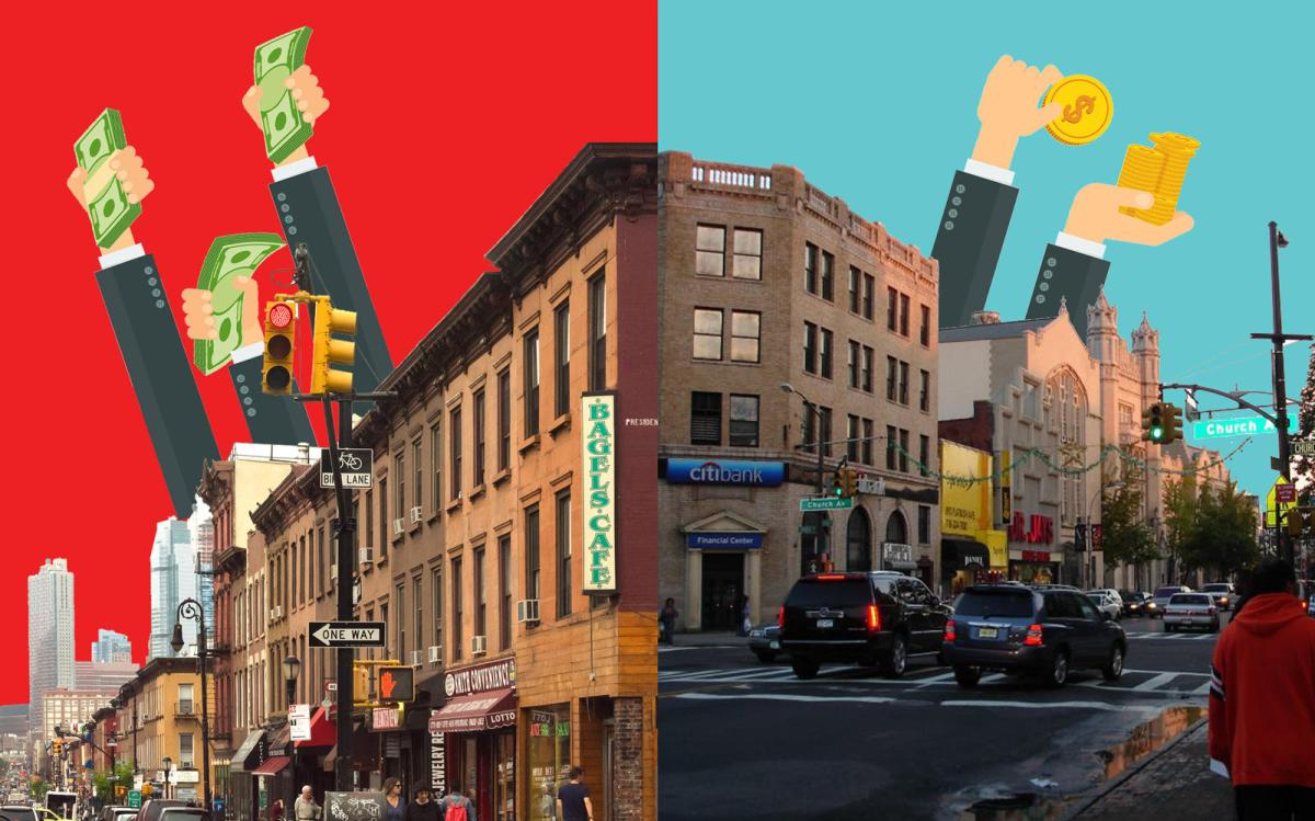 Brooklyn's most and least expensive neighborhoods