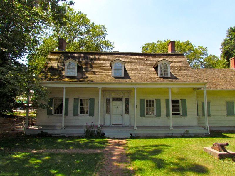 A monument to racial hierarchy in Brooklyn: Prospect Park's Lefferts Historic House Museum