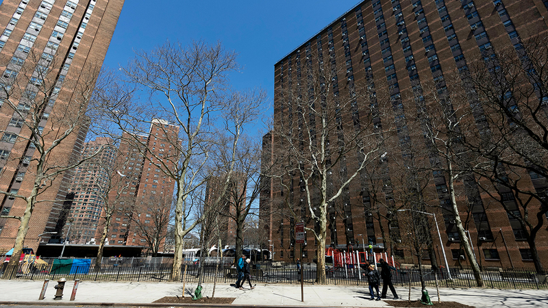 Families worried about lead at NYCHA buildings