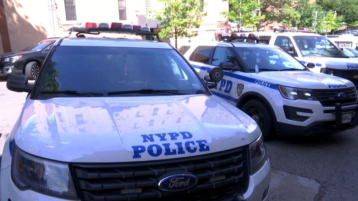 2,500 Fewer NYPD Officers On The Street As Increase In Shootings Continue