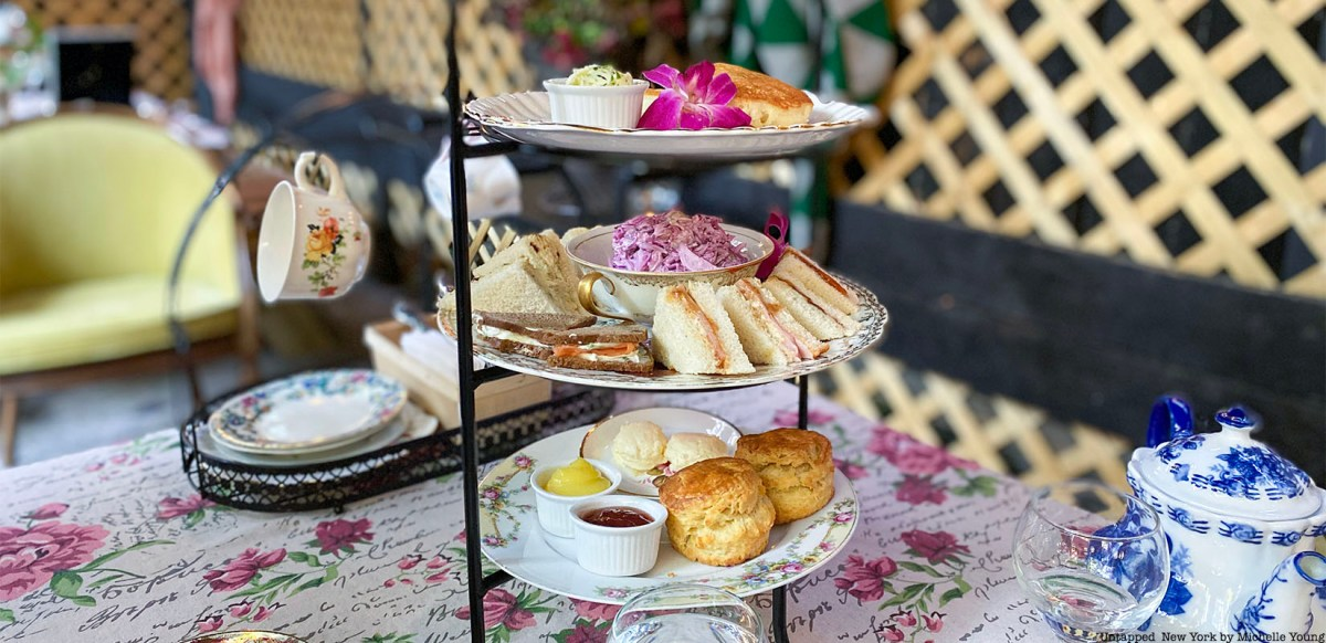 Brooklyn High Low Tea Room Offers a Cozy Escape