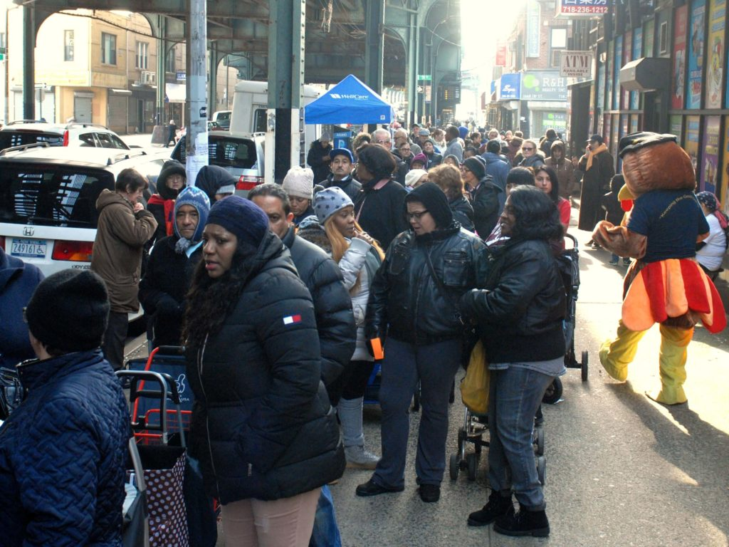 Coronavirus worsens existing problems for low-income Brooklynites: study