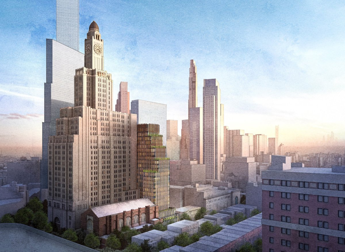 'Intrusive land-grab': Fort Greene residents sue city for approving 23-story tower