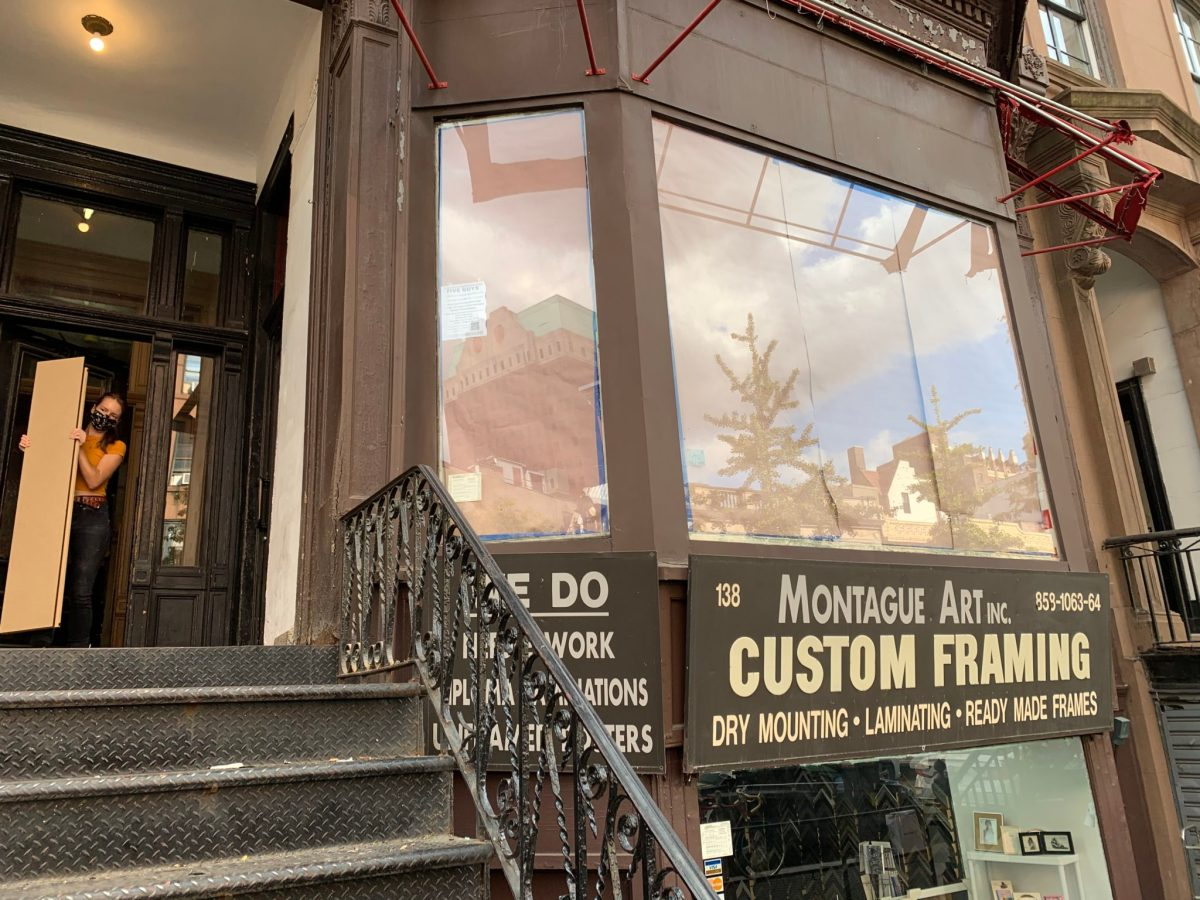 One-fifth of Montague Street storefronts empty amid COVID crisis