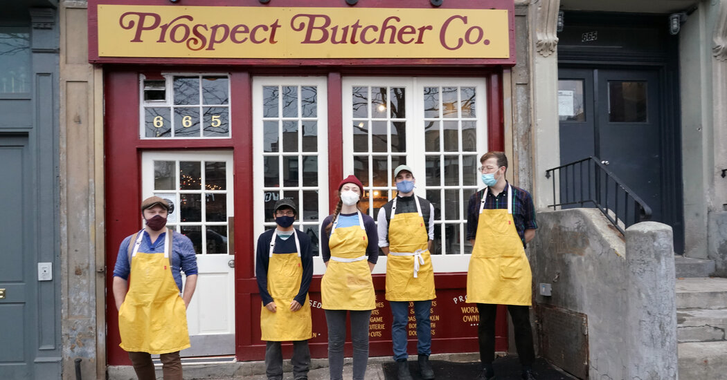 Nose-to-Tail Butcher Opens in Prospect Heights, Brooklyn