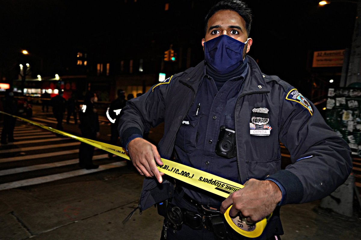 NYC SHOOTINGS: Man hit five times outside Brooklyn apartment complex; deli beef ends with bullet to head