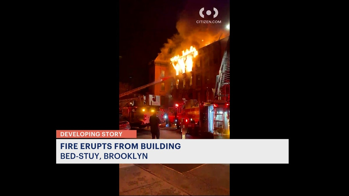 DOB: Owner of Bed-Stuy building faces violation for illegal construction as fire displaces 3 families